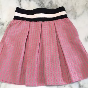 Anthropologie Maeve mini skirt